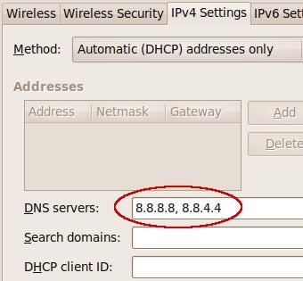 Test Out Any DNS Service in Ubuntu Without Router Tweaking