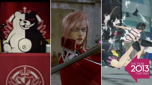 The Best Japan-Only Games of 2013
