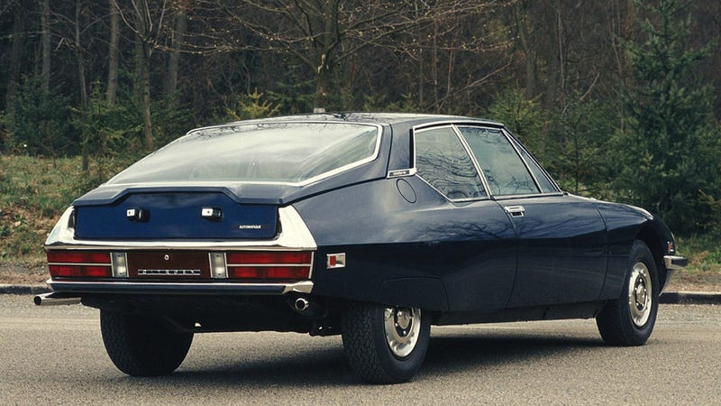 Why The Citroën SM Is Better Than An iPhone 5S