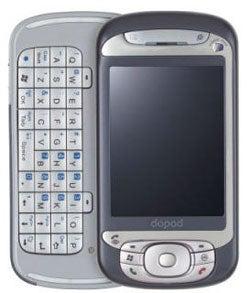Dopod 838 Pro - HTC Hermes Based PDA Phone