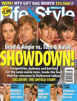 This Week In Tabloids: Sarah Palin Joins Angelina & Jamie-Lynn As Cover Moms With Probs