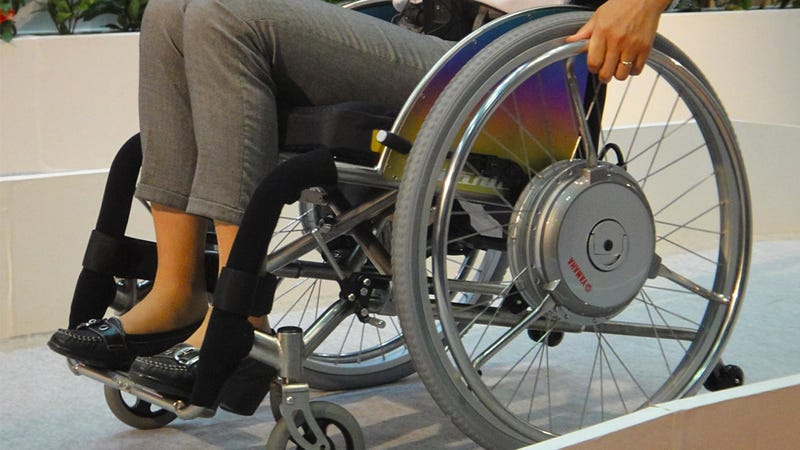 Electric Bike Tech Makes Power-Assisted Wheelchairs Way More Affordable