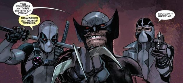 9 cómics para conocer mejor a Deadpool, el mercenario bocazas de Marvel