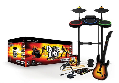 The Complete Guitar Hero World Tour Set List
