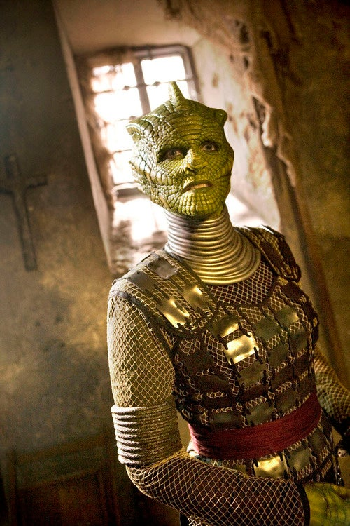 "Doctor Who ""Cold Blood"" Gallery"