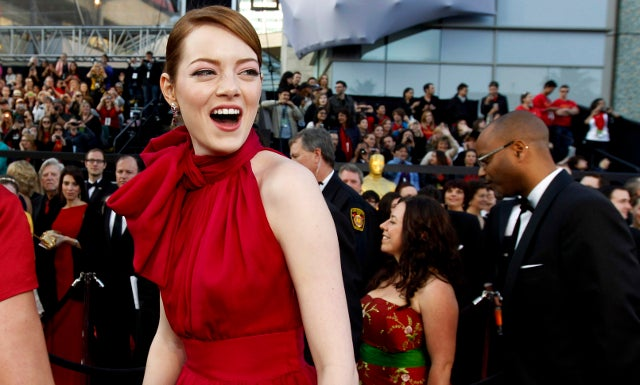 Last Minute Christmas Wish List Addition: Emma Stone's Pre-Fame Sex Tape