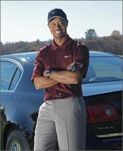 GM Fires Tiger Woods, Pencil Suppliers