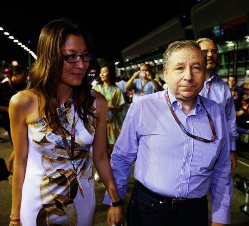 Jean Todt Wins FIA Presidency