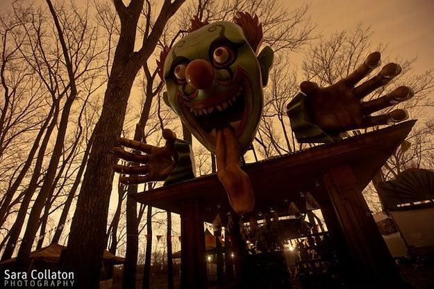 Silent Hill: Revelation 3D Set Pictures