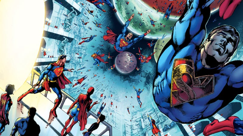 Chris Roberson Conjures Superman in Episode 31 of The Geek's Guide to the Galaxy