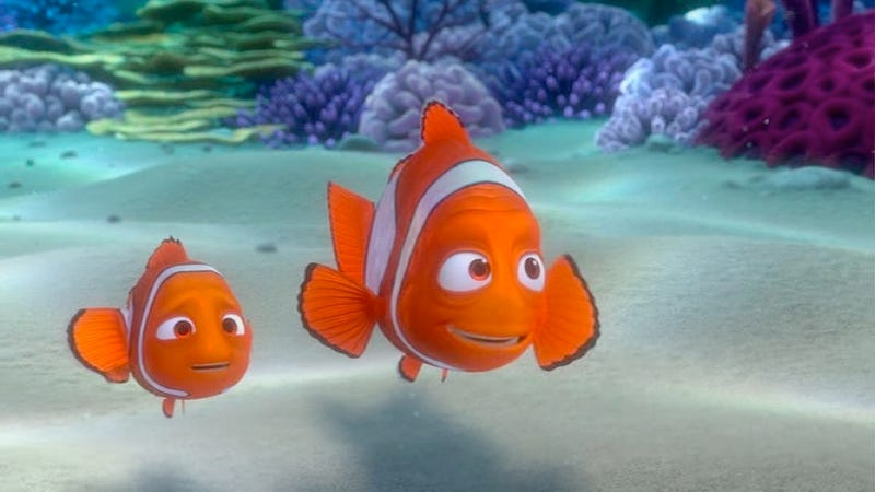 Why Finding Nemo Should Have Been a Mother-Son Story Instead