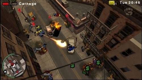 Grand Theft Auto: Chinatown Wars Coming To iPhone In Fall