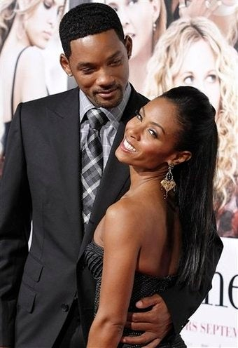 Will and Jada Pinkett Smith Will Sneak Into Your Bedroom for a Shag