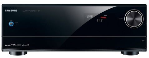 Samsung AV-R720 Receiver Pumps Out 850 Watts Of Power