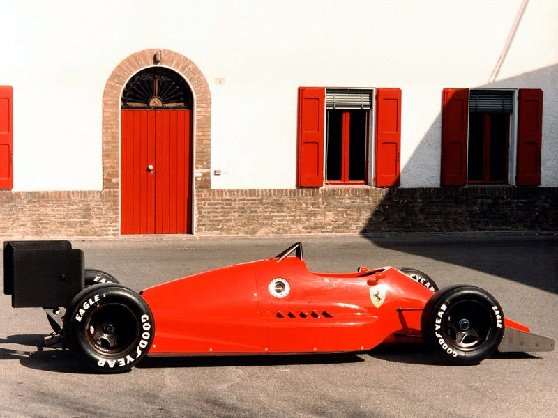 1986 Ferrari 637 IndyCar