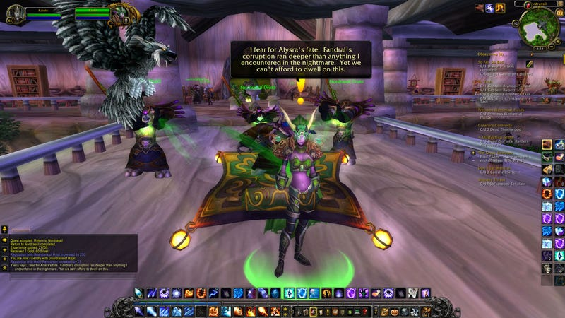 World Of Warcraft: Cataclysm MMO Log Part Two: For The Alliance!
