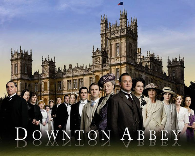 "Behold ""Bachmann Abbey,"" Michele Bachmann's Downton Abbey Tribute"