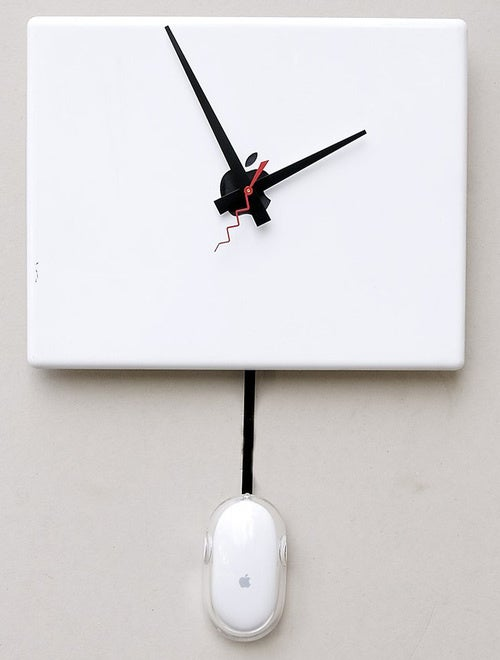 An Antique Clock I'd Actually Hang on My Wall
