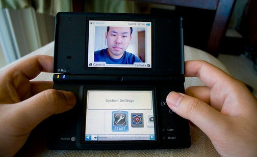 DSi Firmware 1.4: Do You Want Facebook or Free Games?