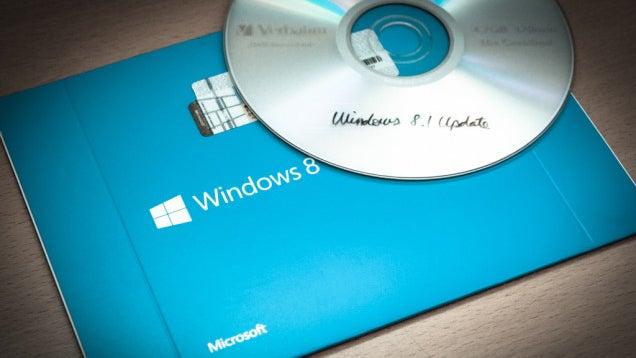 manually install windows 8.1 updates
