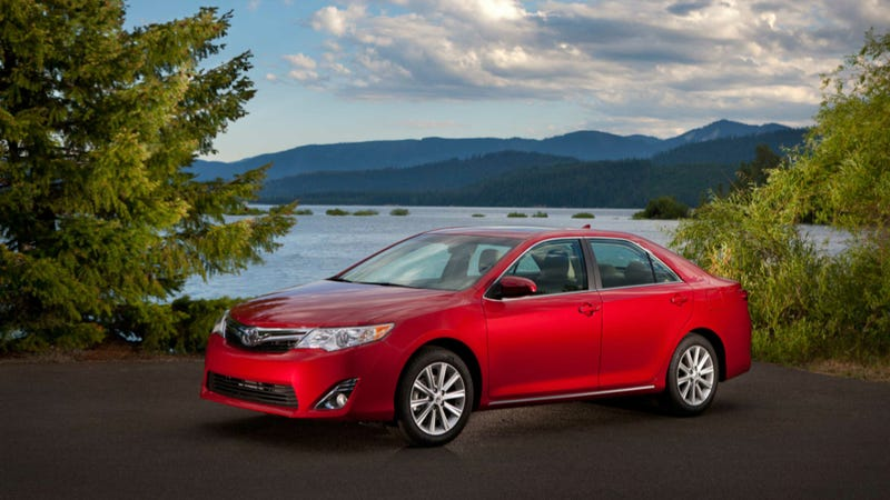 Consumer Reports No Longer Recommends People Buy The Toyota Camry