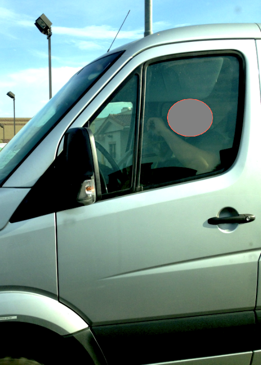 Sighted: Volkswagen Crafter