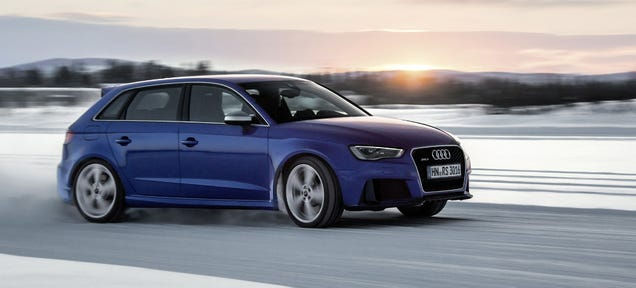 Does The Audi RS3 Usher In The Age Of The Hyper Hatch?