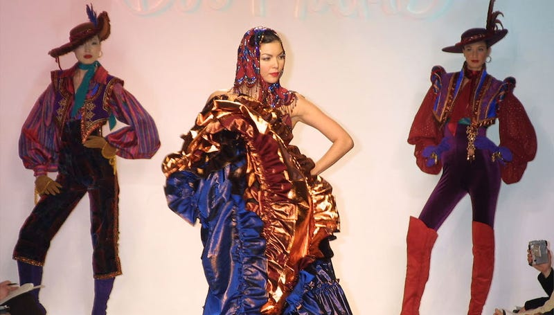 Happy NY Fashion Week! Here's What Designers Were Showing 15 Years Ago