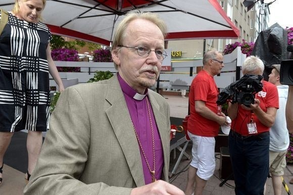 Finland Archbishop Apologises to LGBT Community For 'Cruelty'