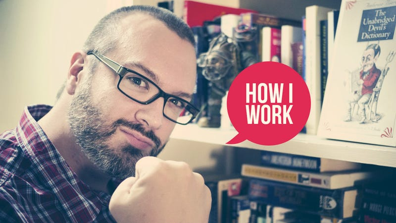 I'm David McRaney, and This Is How I Work