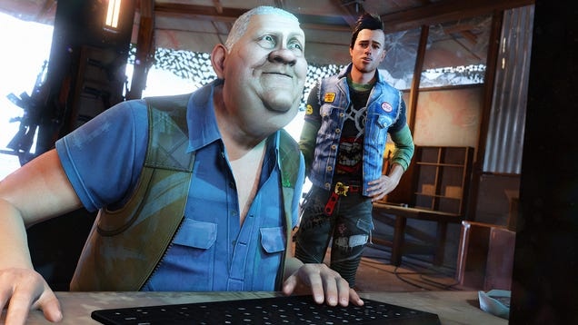 The Challenges Of Letting You Be A Fat Video Game Hero