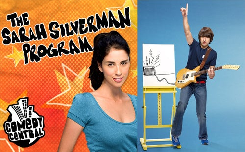 LIVE: The Sarah Silverman Program and Important Things with Demetri Martin