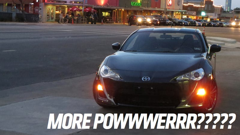 Does The Subaru BRZ/Scion FR-S Need A Turbo?