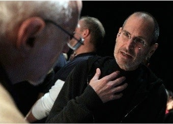Steve Jobs' New York Media Adventure