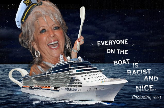 Gravy Boat: My Week on the High Seas With Paula Deen and Fr