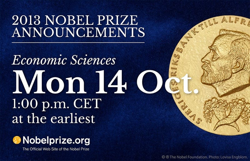 The Nobel People Are Seriously Short on Cash