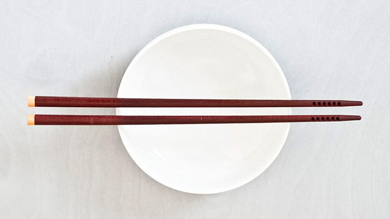 Chopstick Straws (YEP) Will Change How You Eat Ramen Forever