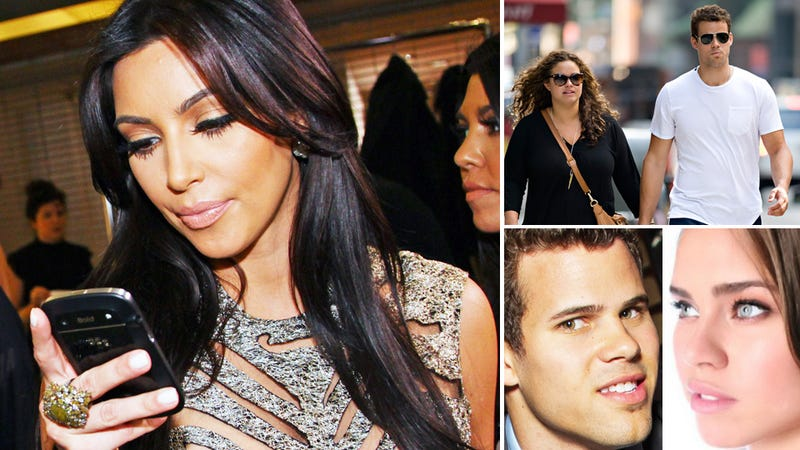 Kim Kardashian Snubs Husband and Sister-in-Law In Front of Everyone