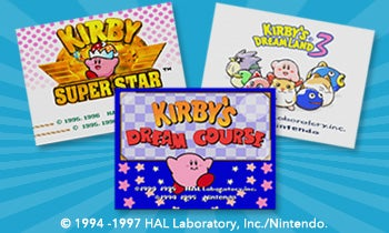 eShop Deals: Three for Two Kirby Special