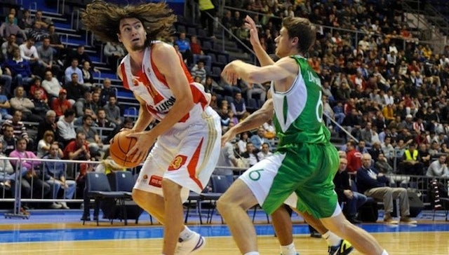 Adam Morrison Is Coming Home From Serbia, Where He Was Playing Basketball, Apparently