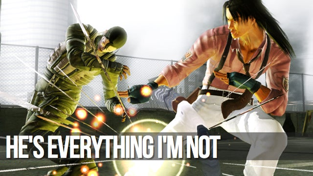 What My Favorite Fighting Game Character Says About Me