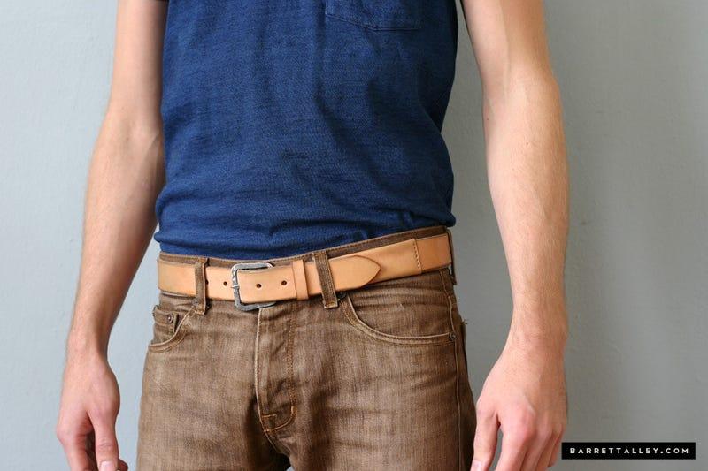 The Smuggler's Belt Helps Sneak Your Stash Around