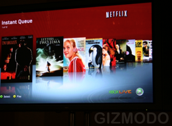Netflix Officially Meets Your Xbox 360