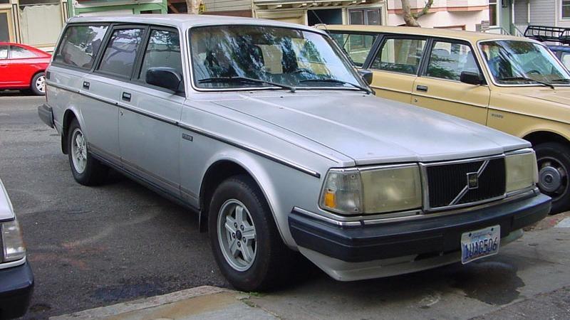 COTD: Volvo 240 Edition