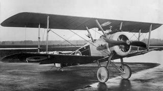 Fighter Friday - Sopwith Camel