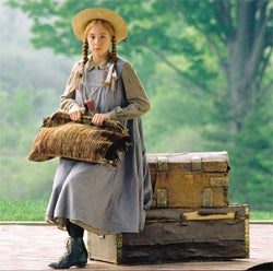 Why Isn't Anne Shirley Worth of Huck Finn Status?