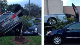 BMW Parking Calamity