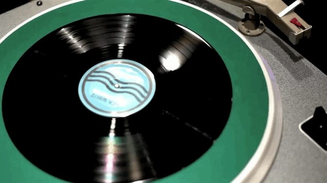 Jack White's New ULTRA LP Generates A Hologram When It Spins