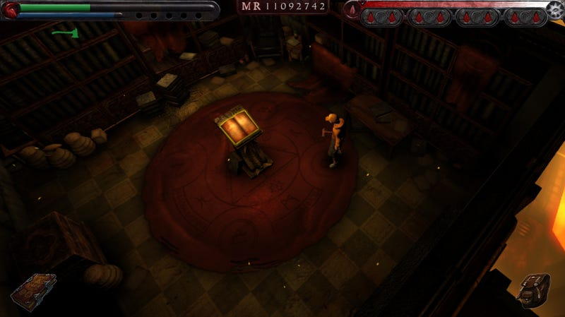 Silent Hill: Book of Memories Screens Have Forgotten Something