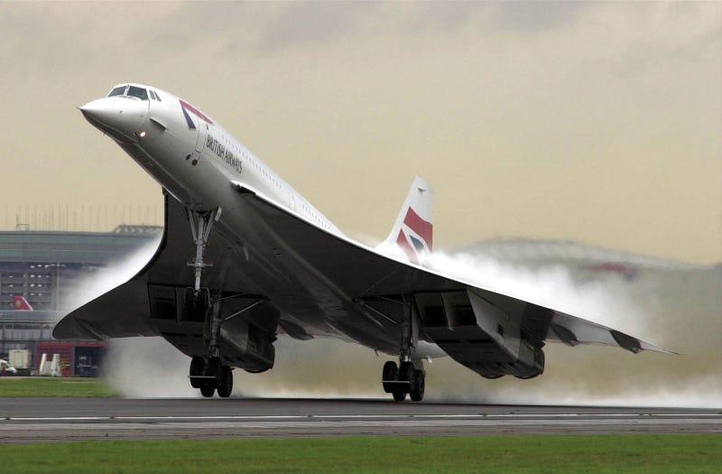 I Am Concorde